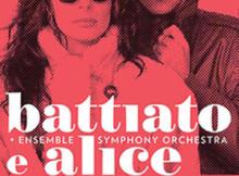 Franco Battiato e Alice Mantova 2016