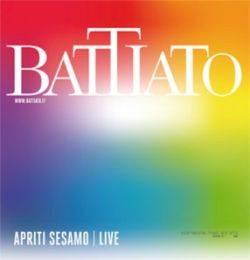 Franco Battiato Mantova Apriti Sesamo Tour 2013