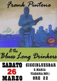 Frank Pintone and the BluesLongDrinkers