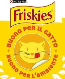 Friskies Buono per il gatto buono per l'ambiente Asola (Mantova)