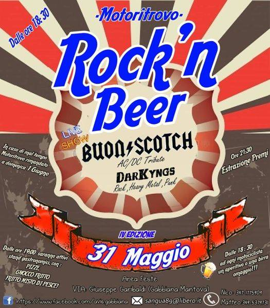 Gabbiana Rock n Beer 2014