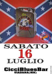 The Gasoline band al CicciBluesBar di Viadana (Mantova)