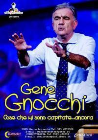Gene Gnocchi, Teatro San Carlo Asola (Mantova)