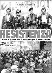 Libro Gilberto Cavicchioli: Resistenza