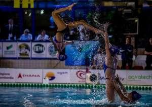 Ginevra Occhio nuoto sincronizzato
