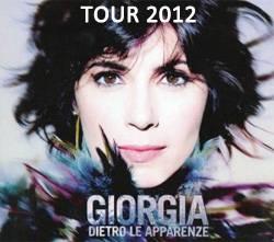 Giorgia Mantova Dietro le Apparenze Tour 2012