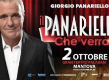 Spettacolo Giorgio Panariello Mantova 2017