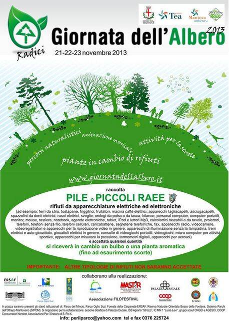 Giornata Albero 2013 Mantova
