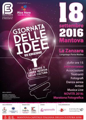 Giornata delle Idee 2016 Mantova