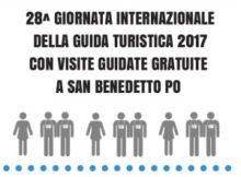 Giornata Internazionale della Guida Turistica 2017 San Benedetto Po Mantova