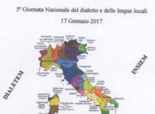 Giornata nazionale del dialetto e delle lingue locali 2017