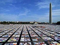 Giornata Mondiale Lotta Aids: Colonna della Solidarietà