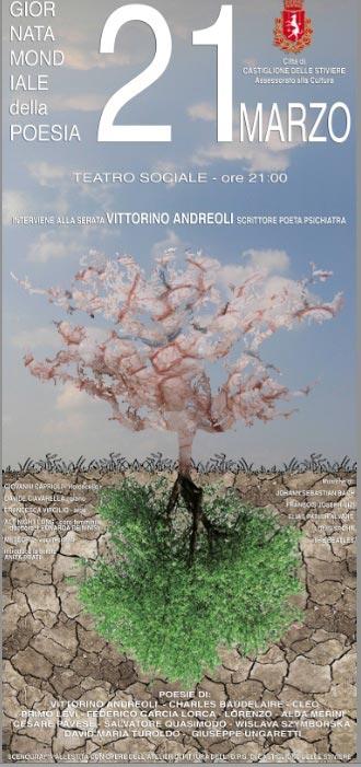 Giornata Mondiale della Poesia 2012 Castiglione delle Stiviere (Mantova)
