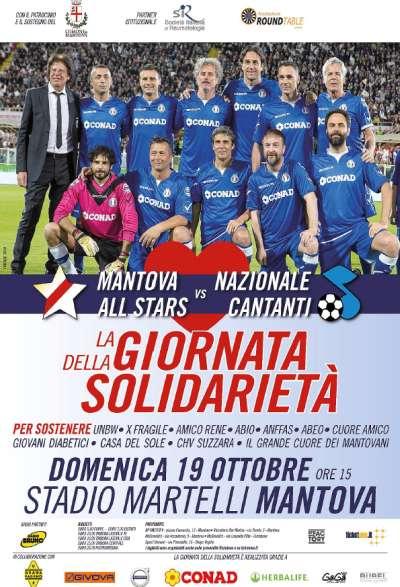 Giornata Solidarietà 2014 Mantova
