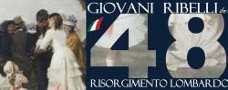 I Giovani RIbelli del '48, Milano Palazzo Reale