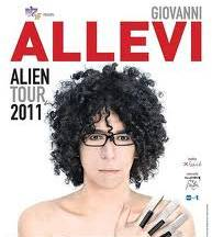 Giovanni Allevi Mantova 2011 Alien World Tour