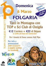 Gita sulla Neve Folgaria - Top e Sci Club Ostiglia