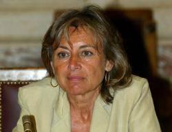 Giuliana Sgrena a Pegognaga (Mantova)