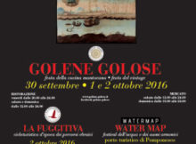 Golene Golose 2016 Pomponesco Mantova