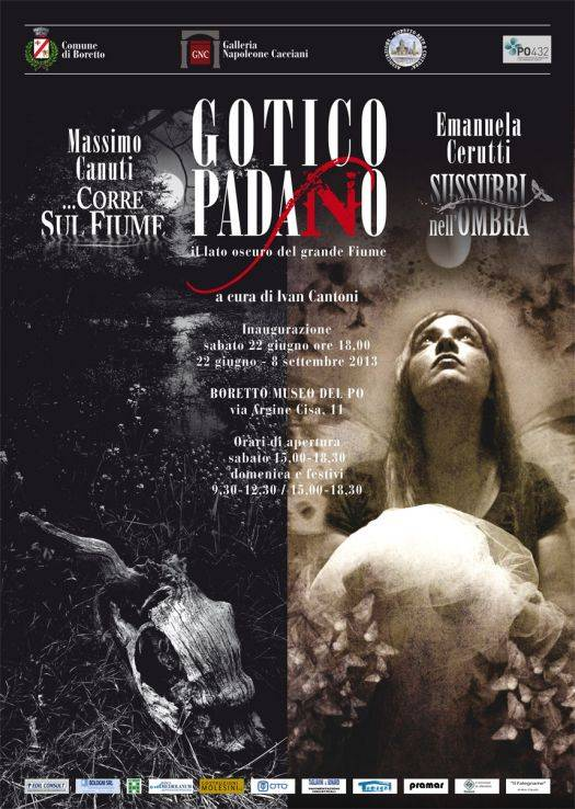 Gotico padano mostra Boretto (Reggio Emilia)