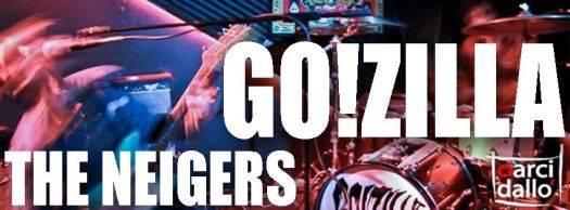 Go!Zilla + The Neigers concerto Castiglione Stiviere (MN)