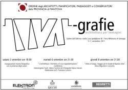 Grafie Architettura per Immagini 2011