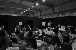 Grafie 2011. Convegno con Libero Cecchini (architetto) e Marco Introini (fotografo)
