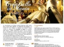 Gran Ballo Mantova Palazzo Ducale 2017