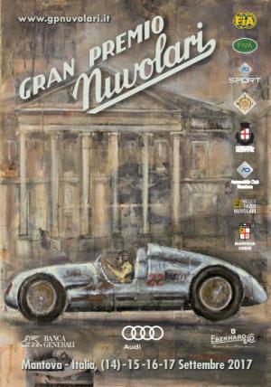 GP Gran Premio Nuvolari 2017 Mantova