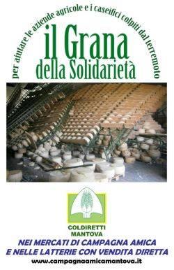 Il Grana della Solidarietà Mantova