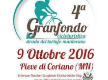 Granfondo Ciclotorismo Pieve di Coriano Mantova 2016