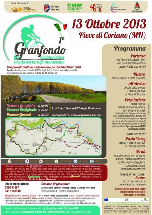 Granfondo Cicloturistica Pieve Coriano (Mantova)