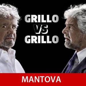 Grillo vs Grillo Mantova 2016