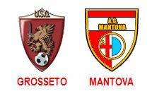 Grosseto-Mantova 1-1 Serie B Giornata 29, 15/03/2010