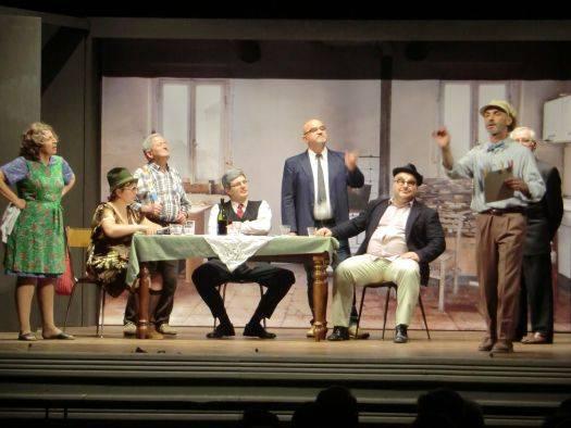 gruppo artistico Teatro Mania Buscoldo (Mantova)