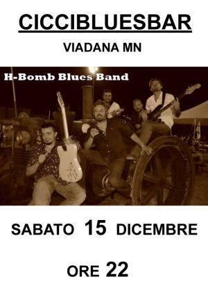 H-Bomb a Viadana (Mantova)