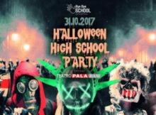 Halloween High School Party Mantova 2017