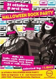 Halloween 2010 Mantova Arci Tom
