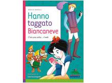 libro Hanno taggato Biancaneve di Monica Marelli