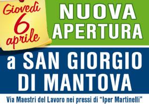 Happy Casa store San Giorgio di Mantova