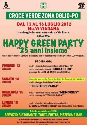 Festa Croce Verde Viadana (Mantova) 2012