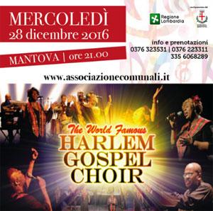 Harlem Gospel Choir Mantova Concerto Natale 2016 Comunali Oggi