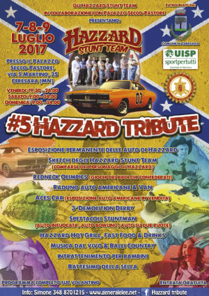 Hazzard Tribute 2017 Ceresara (Mantova)
