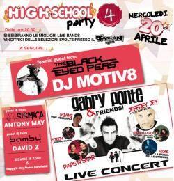 High School Party 4 Mantova Palabam