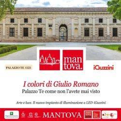 I Colori di Giulio Romano, Mantova Palazzo Te
