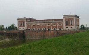 Impianto idrovoro della Travata di Bagnolo San Vito (Mantova)
