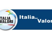 IDV Italia dei Valori logo