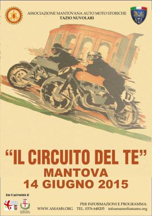 Il Circuito del Te Mantova 2015