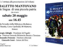 Libro Il Dialetto Mantovano Giancarlo Gozzi Mantova