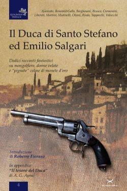 Il Duca di Santo Stefano ed Emilio Salgari, libro